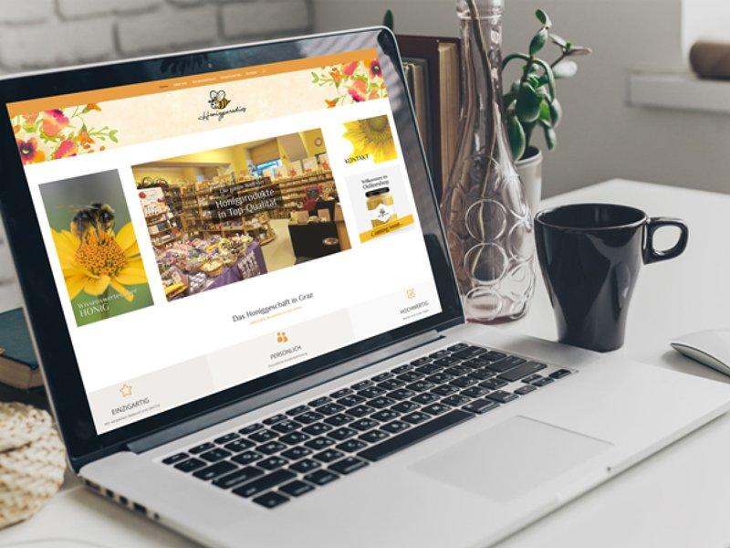 Onlineshop erstellen lassen Graz